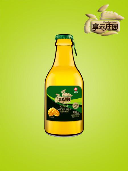 芒果汁250ml